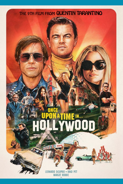 Film in het Bos – Once Upon A Time In Hollywood