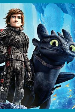 Film in het Bos – Hoe tem je een draak 3: De Verborgen Wereld? (30/7)