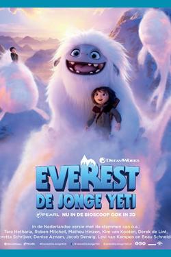 Film in het Bos – Everest: De Jonge Yeti